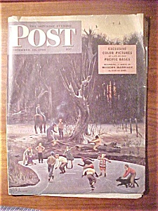 Saturday Evening Post Magazine - December 16, 1944 (Image1)