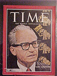 Time Magazine - June 12, 1964 - Barry Goldwater