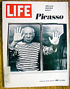 Life Magazine-december 27, 1968-picasso (Double Issue)