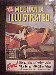 February 1942 - Mechanix Illustrated (Image1)