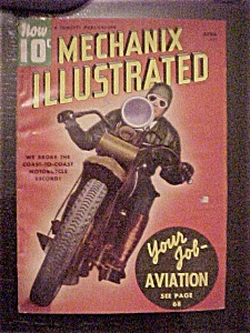 April 1940 - Mechanix Illustrated (Image1)
