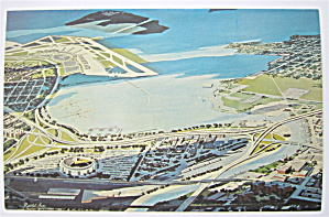 World's Fair Marina, New York World Fair Postcard
