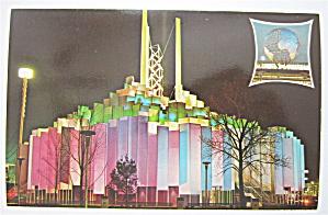 Tower Of Light, New York World's Fair Postcard (Image1)