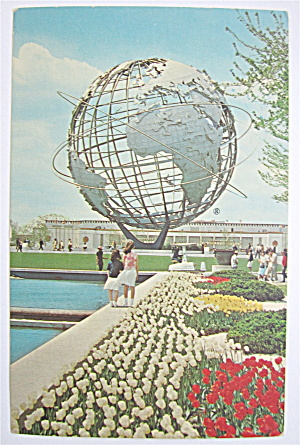 The Court Of Peace, New York World Fair Postcard