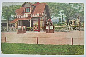 Thousand Island Postcard