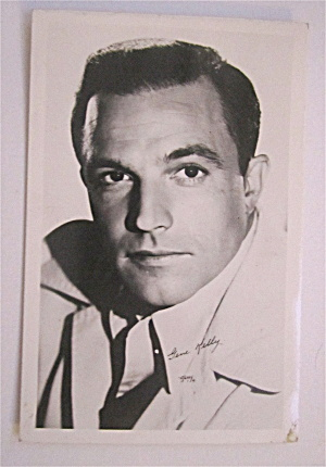 Gene Kelly Postcard (Image1)