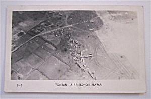 Yontan Airfield - Okinawa Postcard  (Image1)