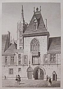 Maison De Jacques Coeur, A Bourges (Image1)