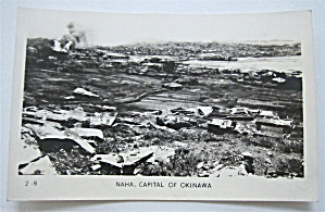 Naha Capital Of Okinawa Postcard