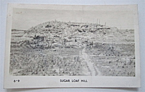 Sugar Loaf Hill Postcard