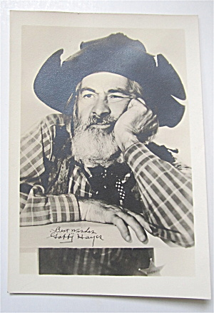 Gabby Hayes Photo