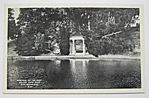 Portals Of The Past, Golden Gate Park, SF Postcard (Image1)