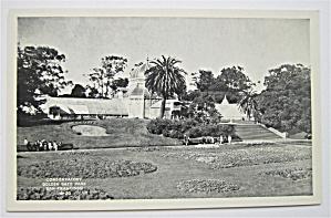 Conservatory, Golden Gate Park Postcard  (Image1)