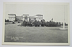 Palace Of The Legion Of Honor, San Francisco Postcard  (Image1)