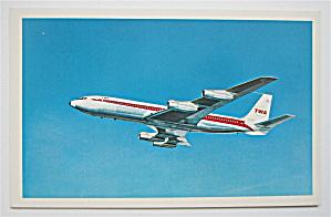 TWA Star Stream Postcard  (Image1)