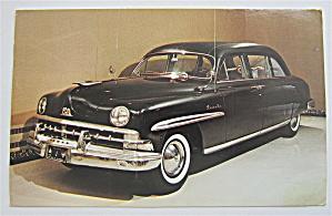 1950 Lincoln Cosmopolitan Limousine Postcard  (Image1)