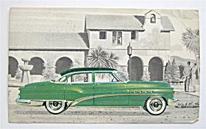 Buick Roadmaster Riviera Sedan Postcard  (Image1)
