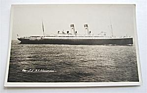 H. J. Alexander Postcard (Image1)
