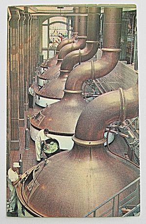 Pabst Beer's Brewing Area Within The Company (Image1)