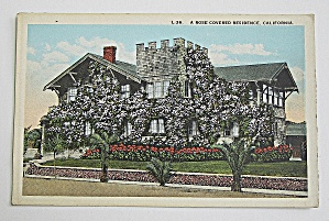 Rose Covered Residence, California (Image1)
