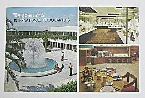 Tupperware International Headquarters Postcard  (Image1)