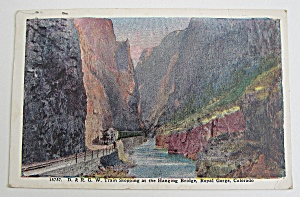 Going Through The Royal Gorge (Image1)