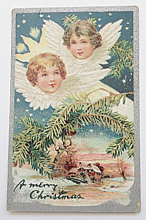 A Merry Christmas With Angels (Image1)