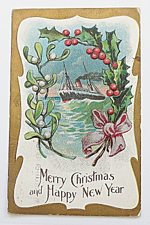 A Merry Christmas & Happy New Year (Image1)