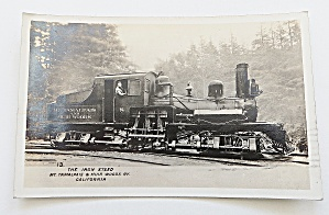 The Iron Steed, Mt Tamalpais & Muir Woods Railway, CA (Image1)