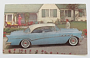 1956 Buick 73 Roadmaster 4 Door Riviera (Image1)