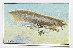 La Republique Airship (Image1)