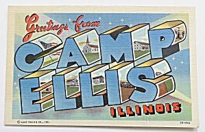 Greetings From Camp Ellis, Illinois (Image1)
