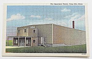 War Department Theater, Camp Ellis (Image1)