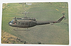 UH-1D U.S. Army Helicopter (Image1)