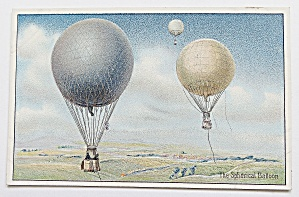 The Spherical Balloon (Image1)