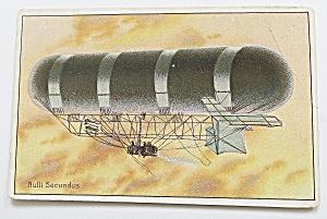 Nulli Secundus Balloon (Image1)