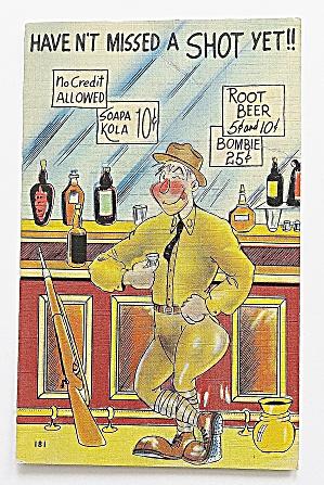 Army Man At The Bar (Image1)