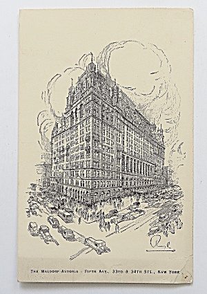 The Waldorf - Astoria (Image1)