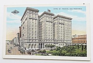 Hotel St. Francis, San Francisco (Image1)