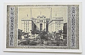 U.S. Grant Hotel, San Diego, California (Image1)
