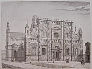 Eglise De La Chartreuse, Pres De Pavie (Image1)