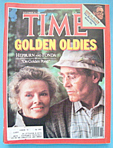 Time Magazine - November 16, 1981 - Golden Oldies
