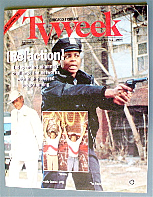 Tv Week October 1-7, 1995 (Re)action