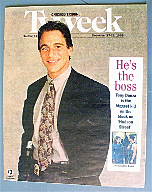 Tv Week December 17-23, 1995 He's The Boss  (Image1)