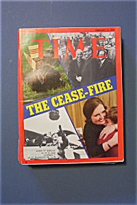 Time Magazine - February 5, 1973 - The Cease Fire