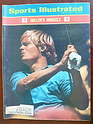 Sports Illustrated Magazine Sept 3, 1979 Miller Miracle (Image1)