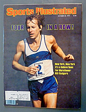Sport Illustrated October 29, 1979 Bill Rodgers (Image1)