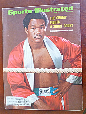 Sports Illustrated Magazine Nov 26, 1979 George Foreman (Image1)
