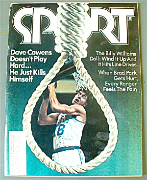 Sports Magazine May 1973 Dave Cowens  (Image1)
