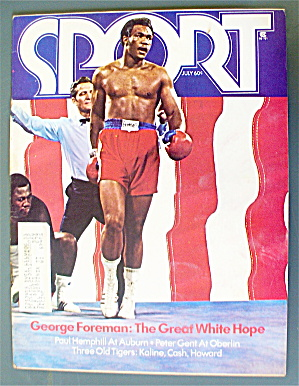 Sports Magazine July 1973 George Foreman (Image1)